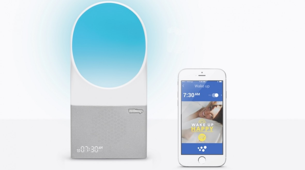 Withings adds Spotify to revamped Aura
