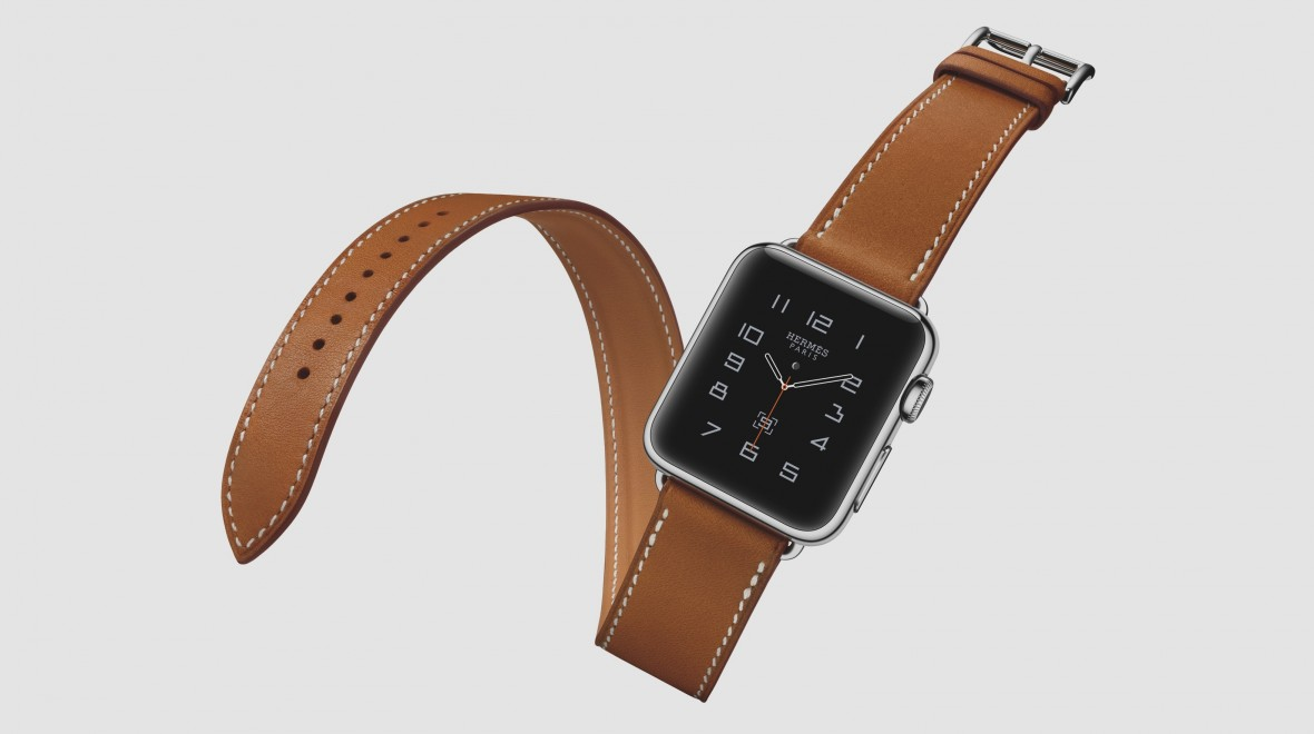 Apple Watch gets new finishes and bands