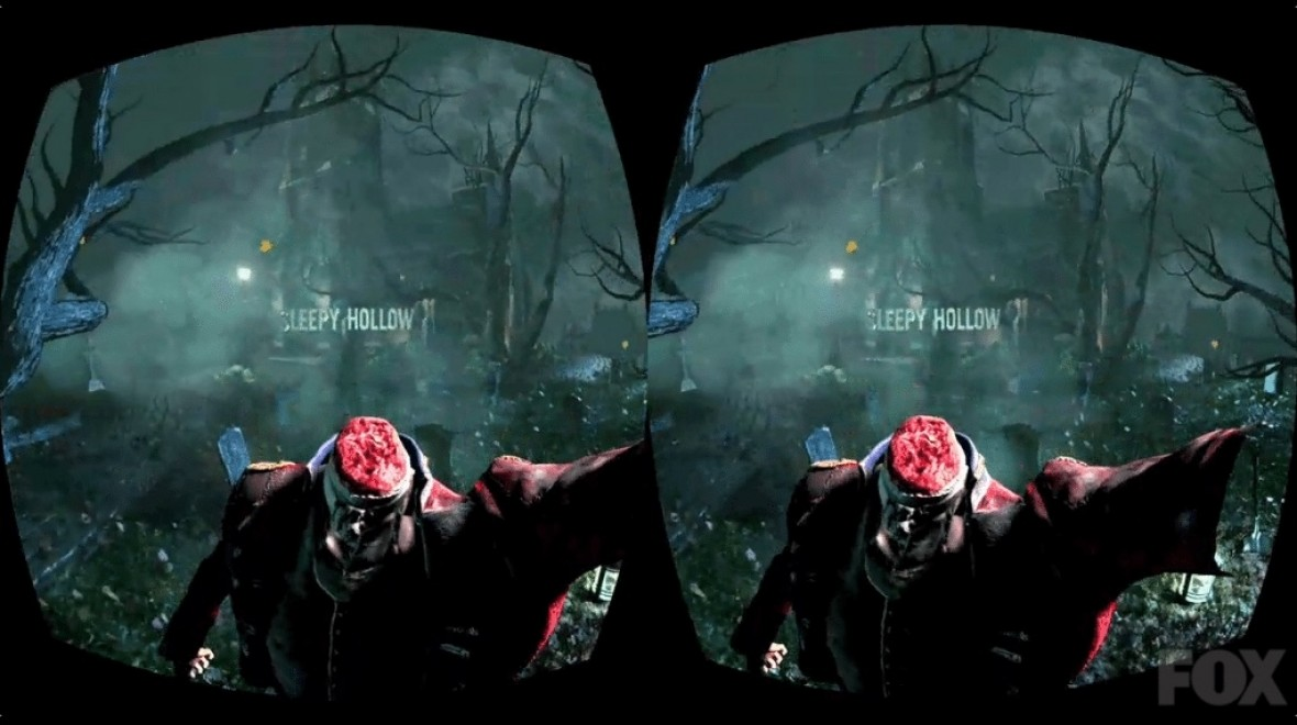 Oculus VR experience bags an Emmy