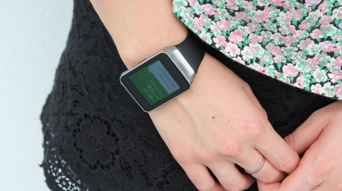 Smartwatches could be a hacker's dream