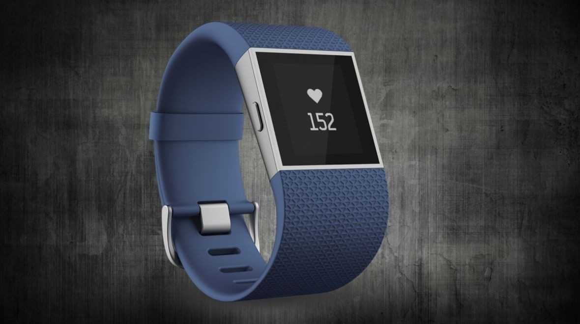 ​Fitbit Surge gets new features
