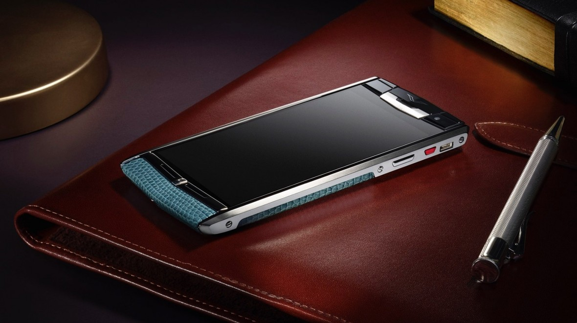 Vertu teases luxury wearable tech plans