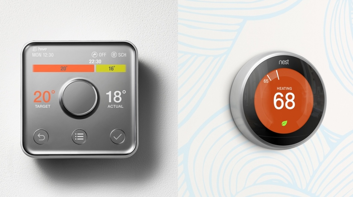 Nest V Hive Which Thermostat Should You Let Into Your Home