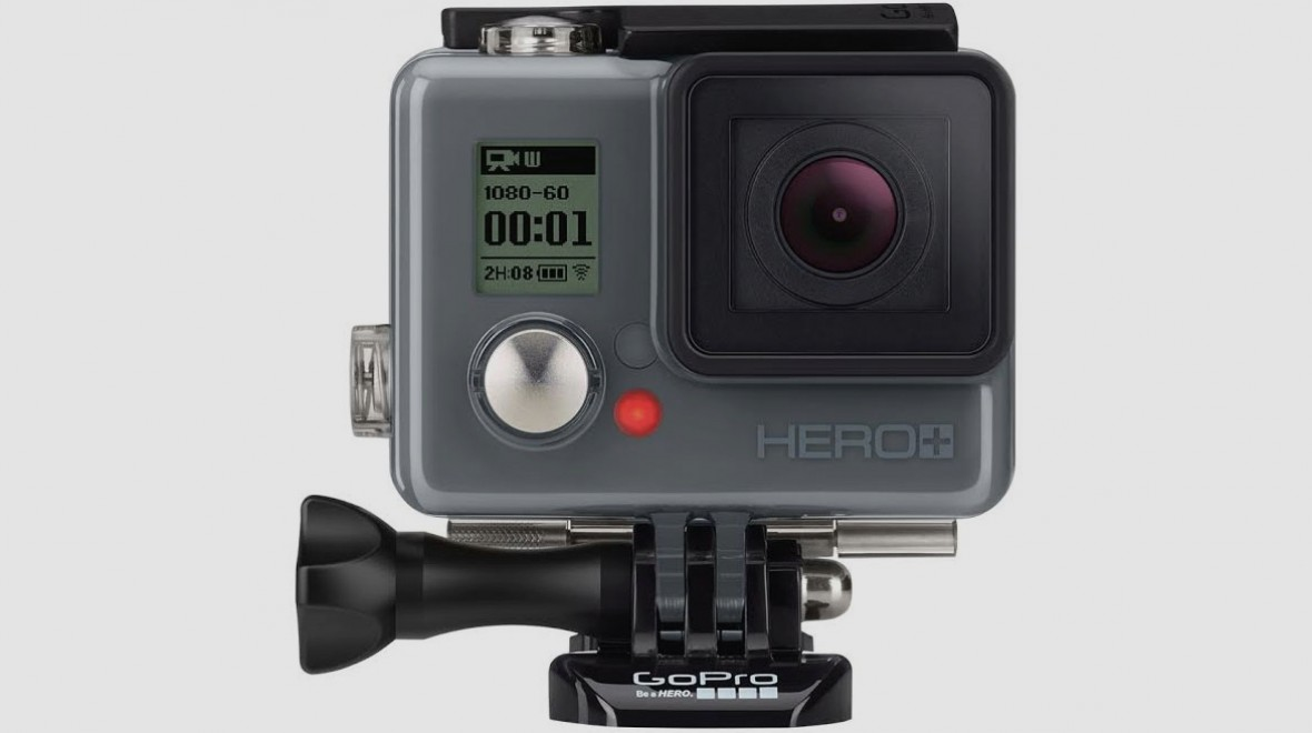 GoPro Hero+ is a new budget action cam