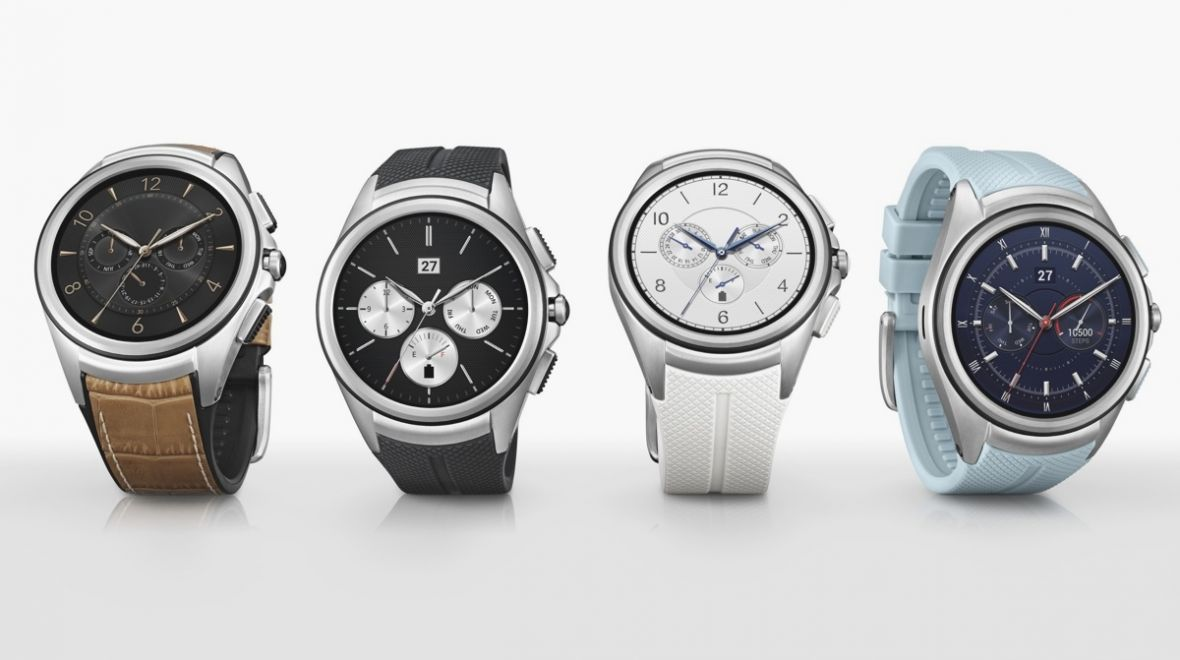 LG Watch Urbane 2nd Edition official