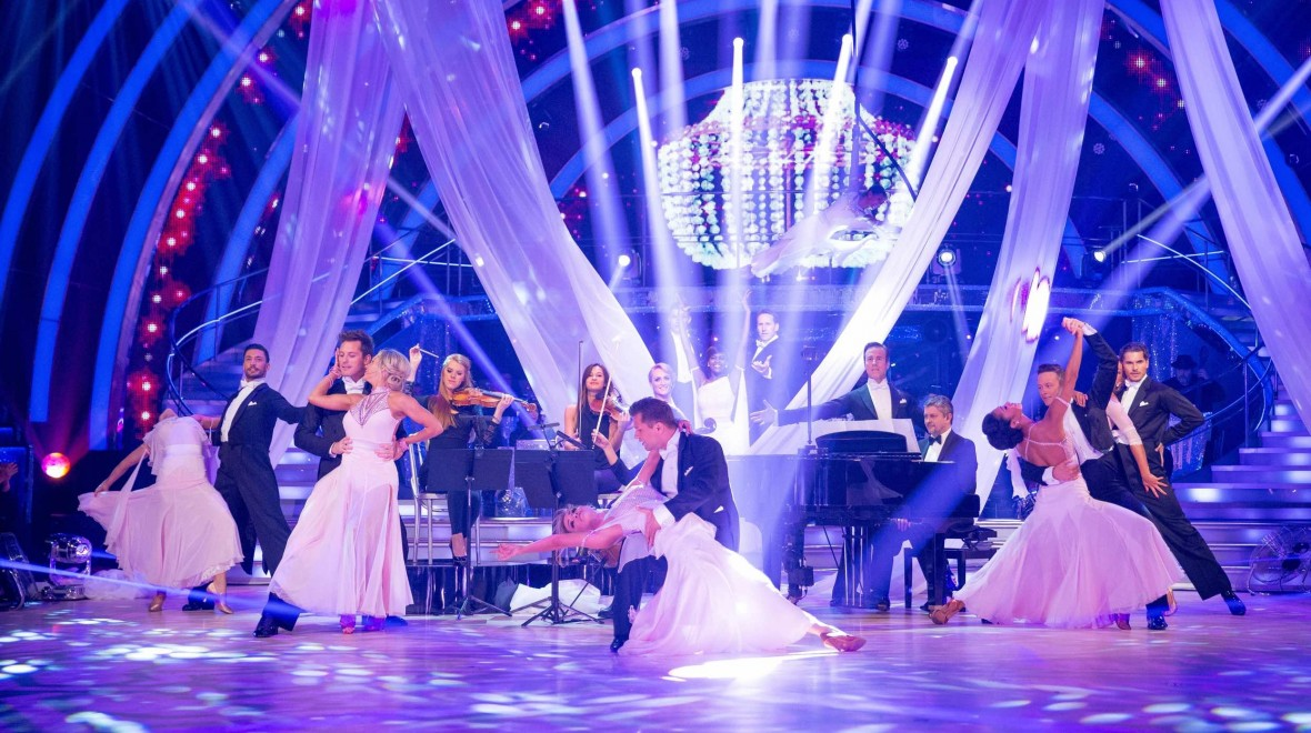 Strictly Come Dancing's 360 degree video