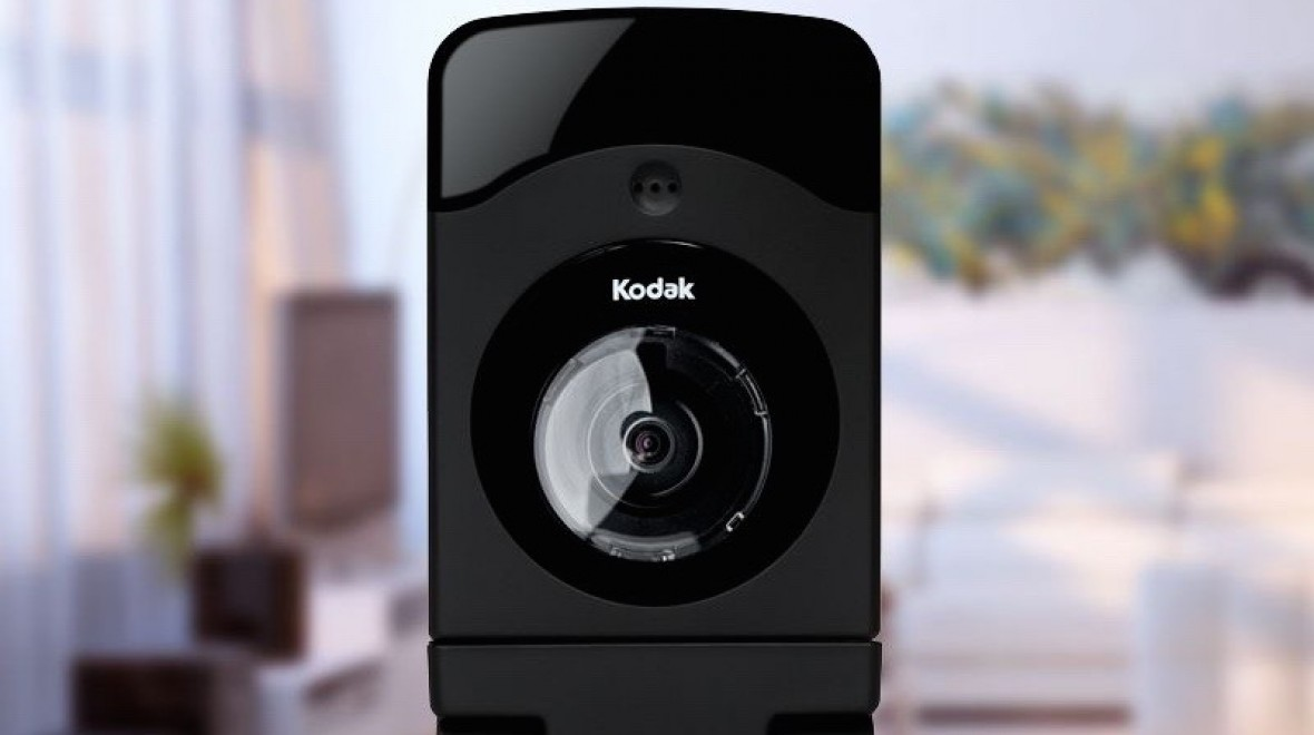 Kodak V20 video cam is Nest competition
