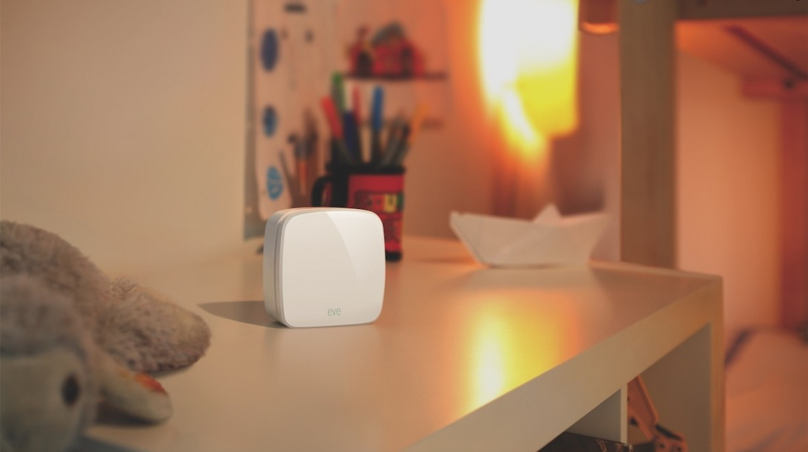 Elgato unveils HomeKit connected sensors