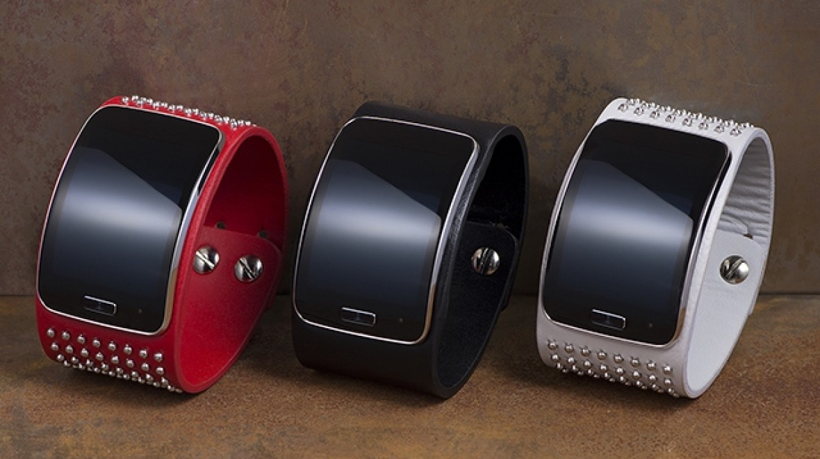 Samsung and Diesel turn the Gear S punk