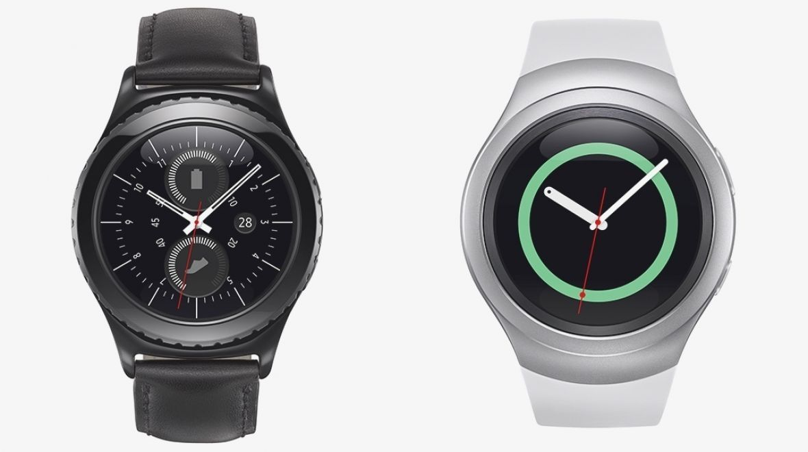 Gear S2 hits UK shops 12 November