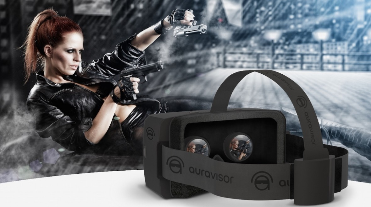 AuraVisor adds its own VR smarts