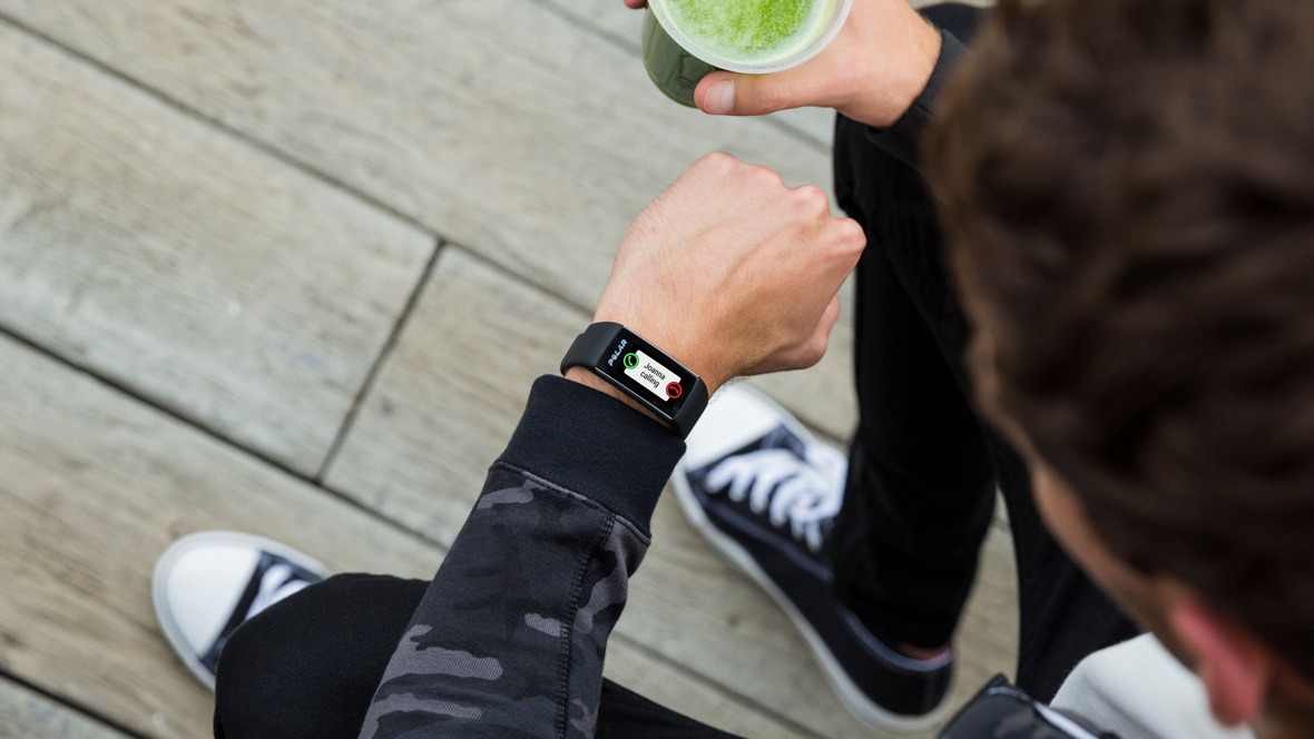 Polar A360: Polar's new HR tracking fitness band explained
