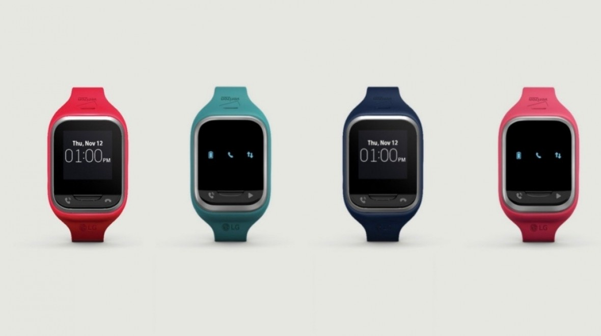 LG and Verizon launch kid-friendly wearables