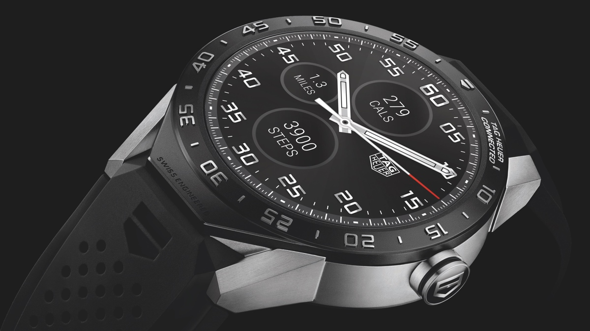 TAG Heuer: First Smartwatch with Intel Chip