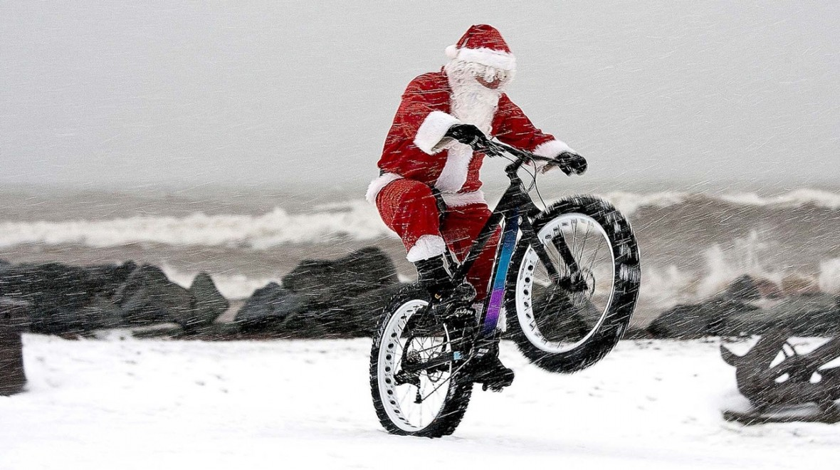 The best Christmas gifts for cyclists