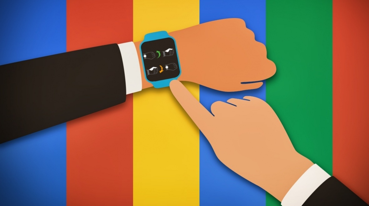 Android Wear's new gesture controls