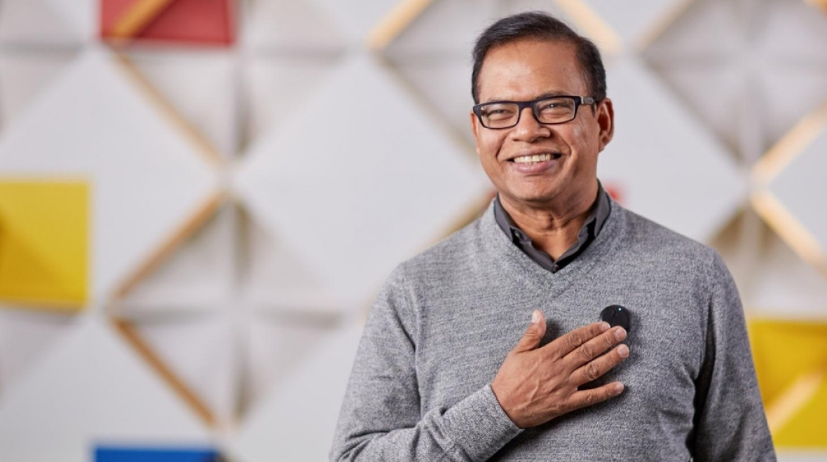 Google built a Star Trek communicator