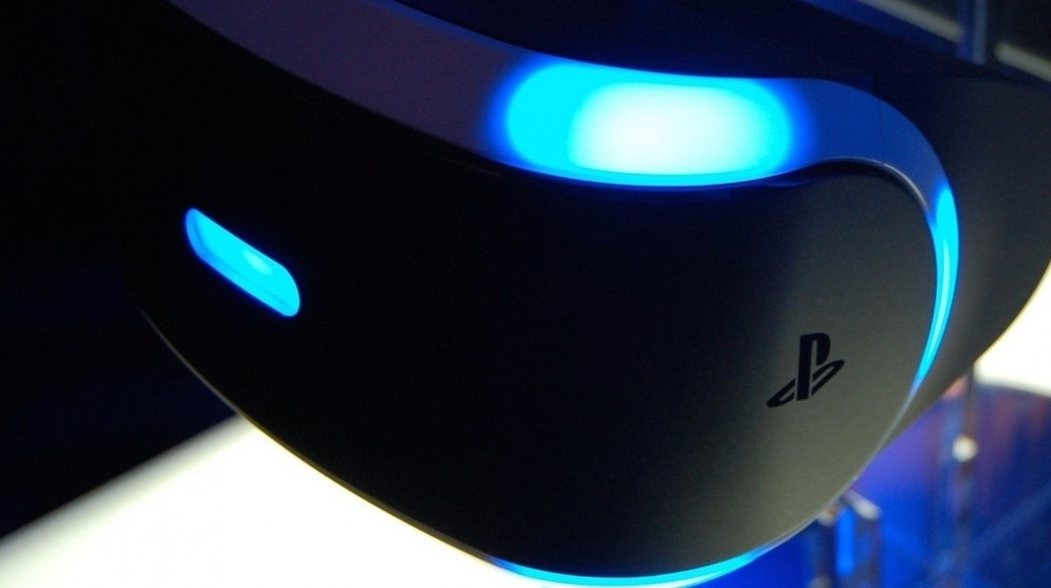 Sony is working on a Gear VR competitor