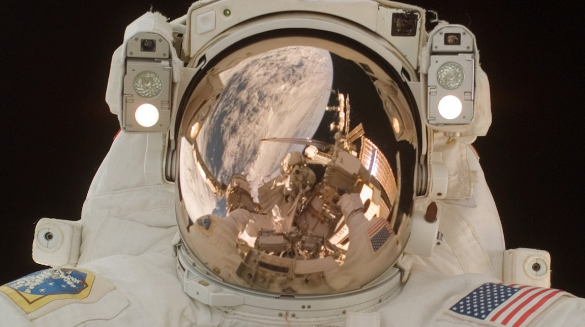 Wearables in space