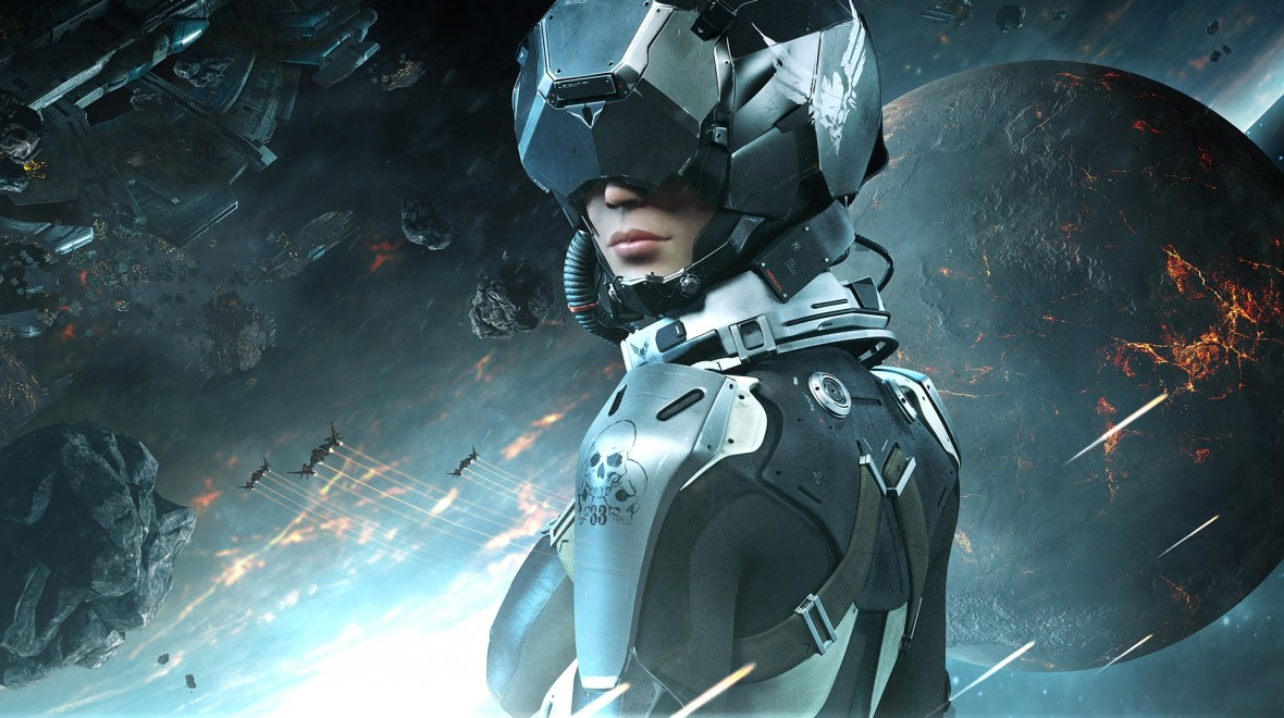 Oculus Rift to ship with EVE: Valkyrie