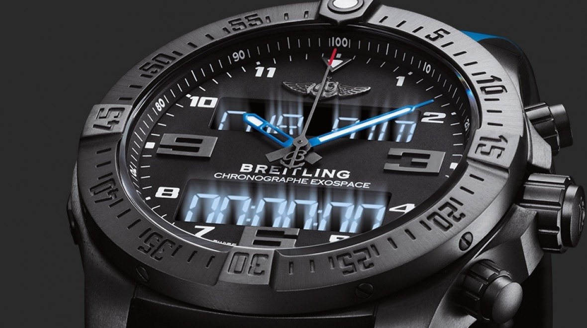 Breitling Exospace B55 is on sale now