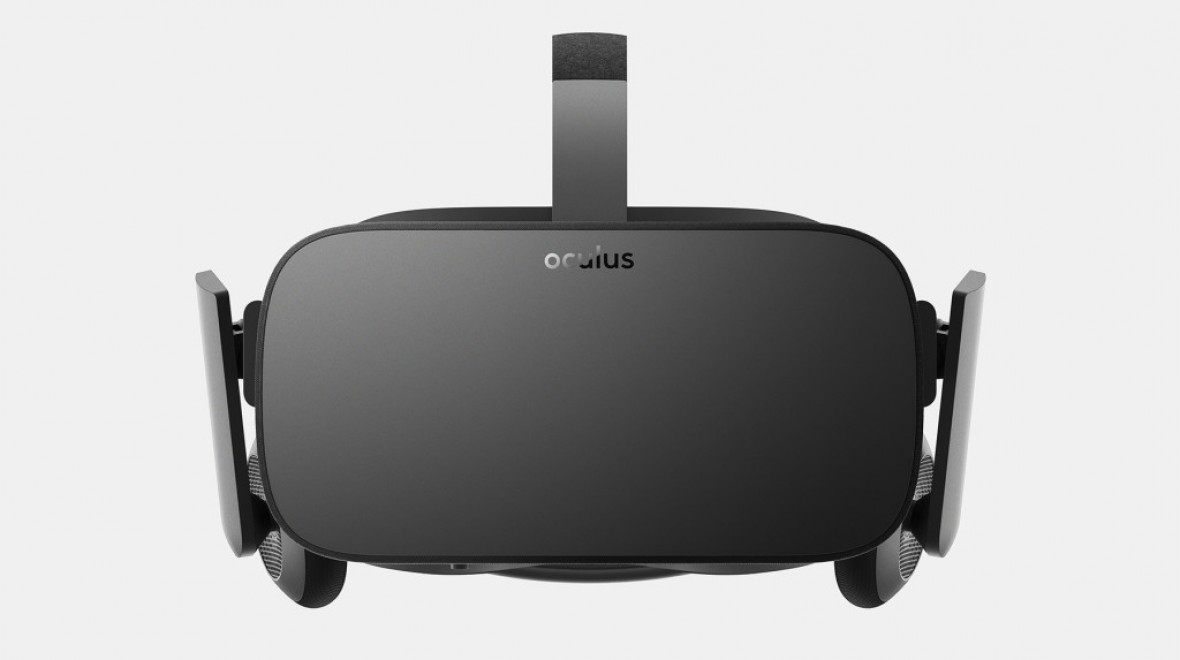 Oculus Rift launch titles near completion