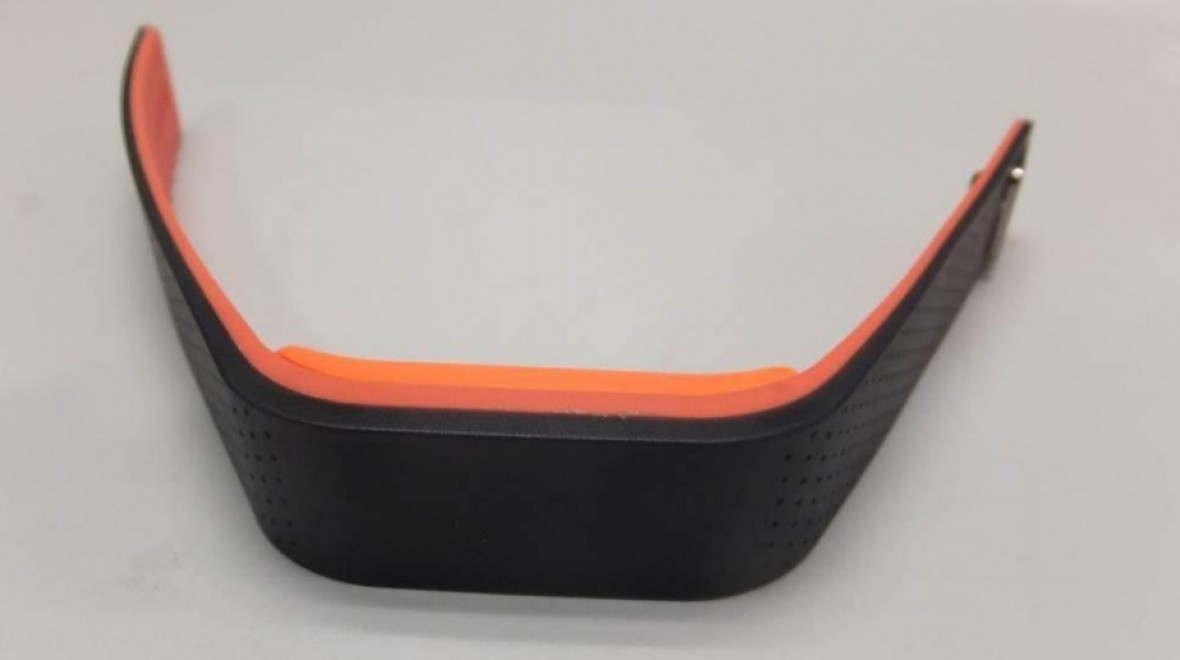 Lenovo Smartband detailed and pictured