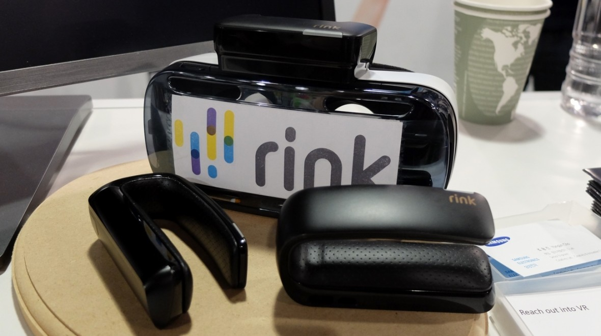 First look: Rink Gear VR controllers