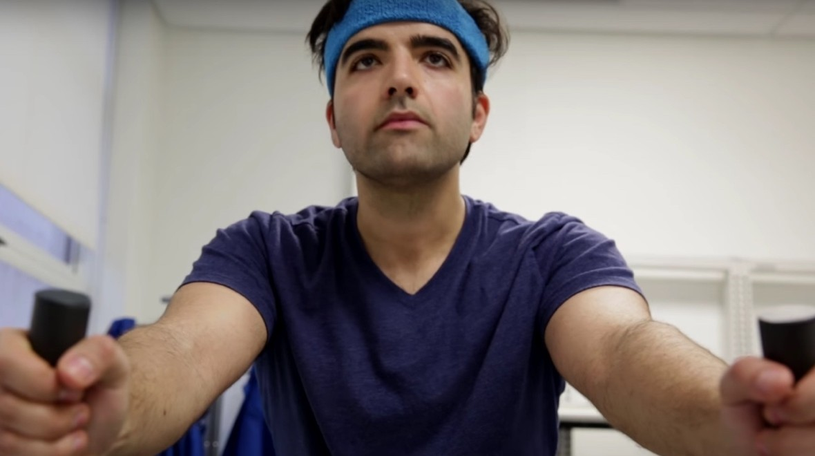 Sweat detecting wearable spots health issues