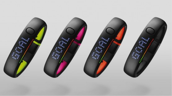 Nike Fuelband tips