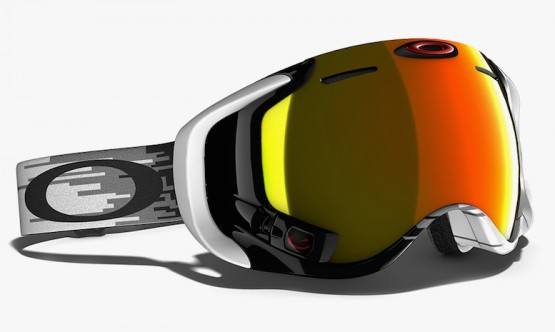 oakley snowboard goggles gps  Oakley Airwave 1.5 review