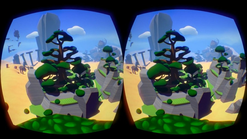 The best Oculus Rift games - Vallentin ro