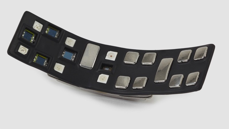 Samsung's new Simband is a fitness tracker on steroids