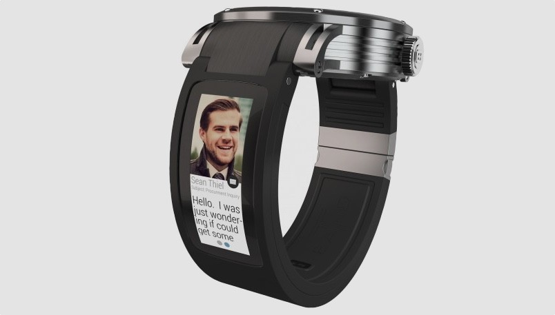 Kairos T-Band watch strap will turn any watch smart