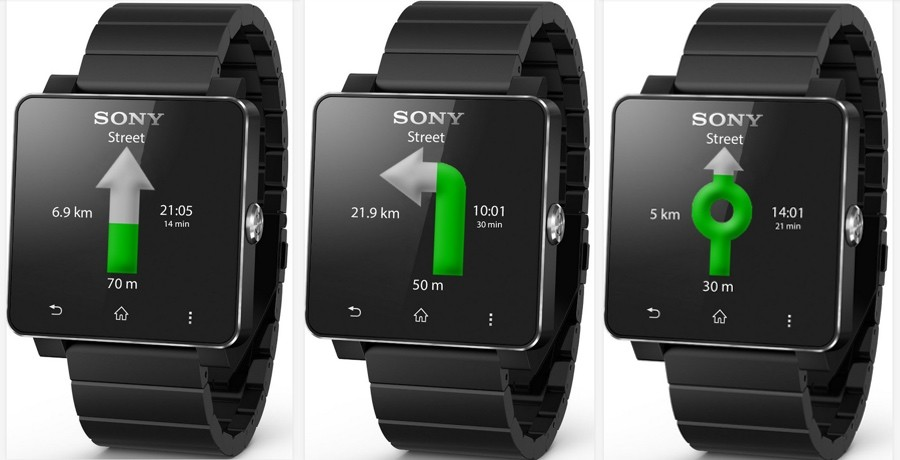 Sony Smartwatch 2: the 5 Best Apps