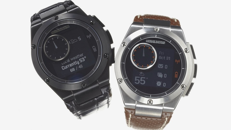 The MB Chronowing is the HP smartwatch we've been waiting for