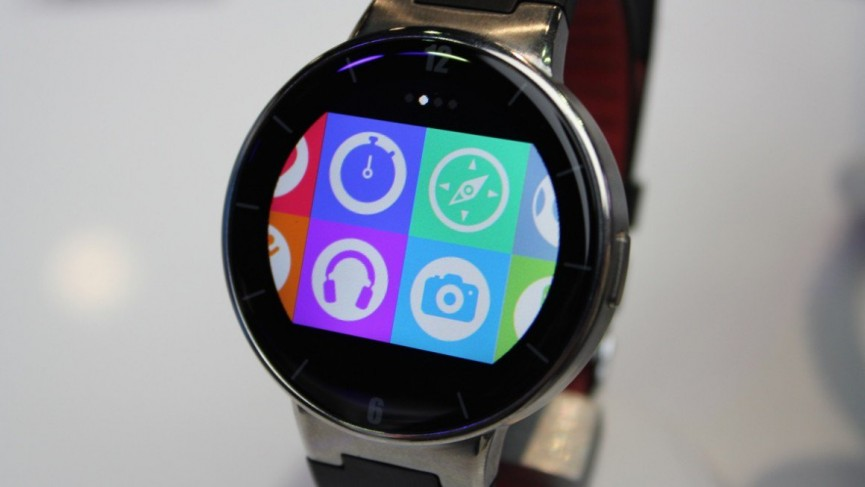 alcatel watch review