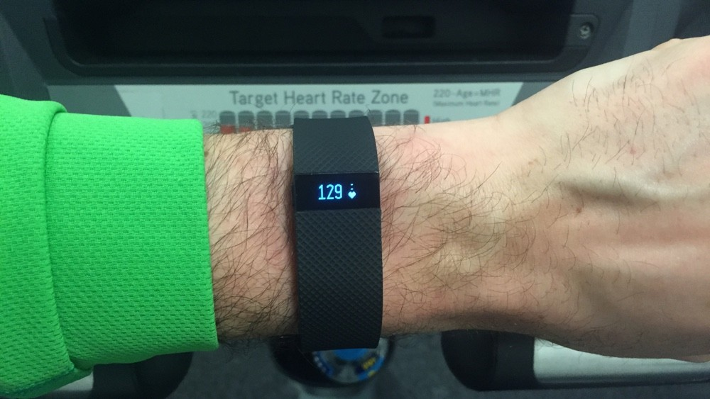 Fitbit Charge HR review