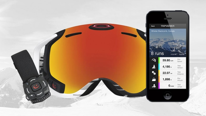 The Best Skiing Wearables Gps Watches Hud Goggles And