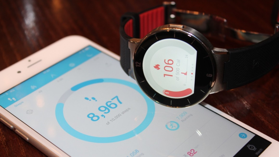 Alcatel One Watch review