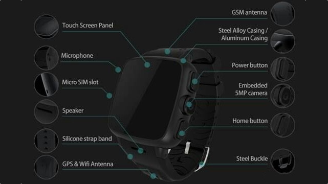 Asus Smart Watch Can Have Impressive Autonomy of Seven Days