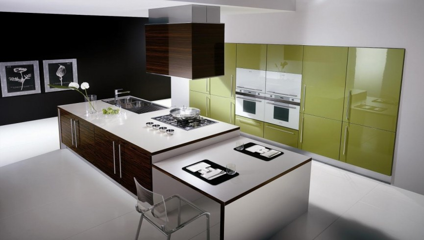 Home design today 3 new technologies dig this design for Smart kitchen design