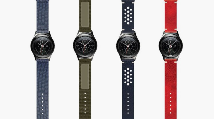 6736fefdfe5 Customise your Samsung Gear S2  The best unofficial straps