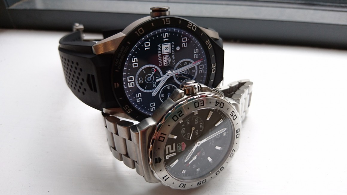tag Heuer smartwatch review