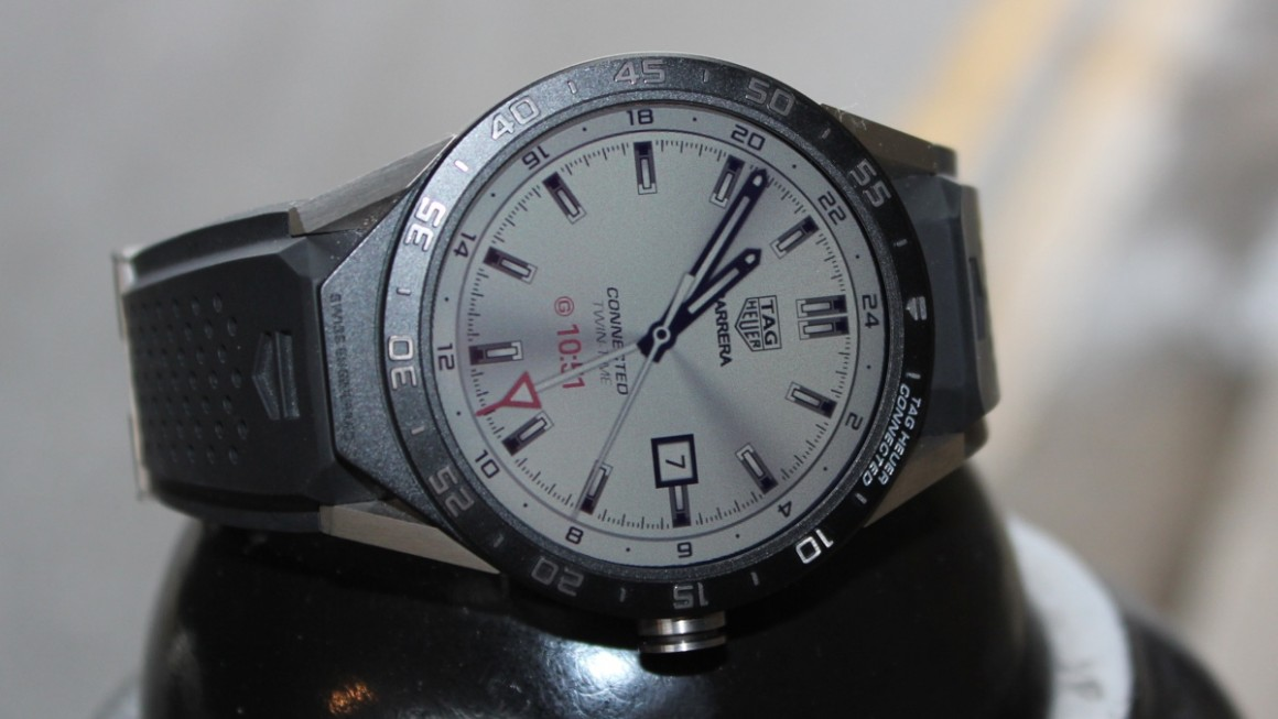 249ed6b3983 Tag Heuer Connected review