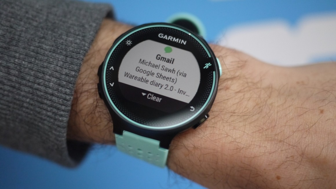 Garmin Tracking System >> Garmin Forerunner 235 review