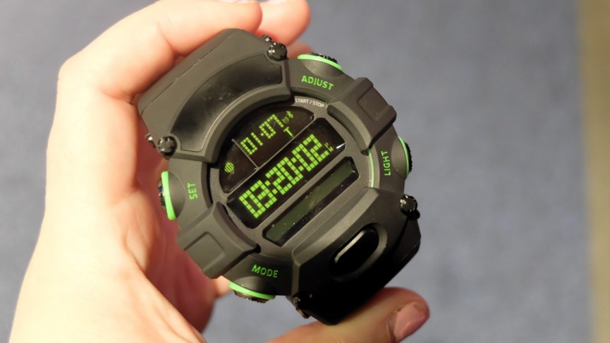 Razer Nabu Watch first look: A retro watch with added smarts