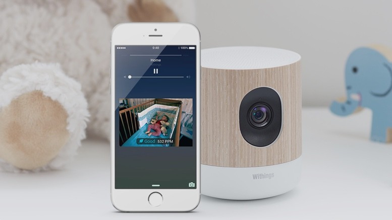 digital parenting the best baby tech and connected baby monitors. Black Bedroom Furniture Sets. Home Design Ideas