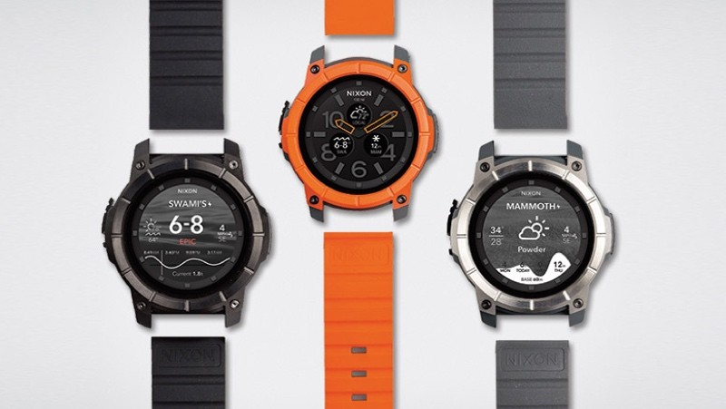 ff346e26d38 Nixon The Mission Android Wear guide