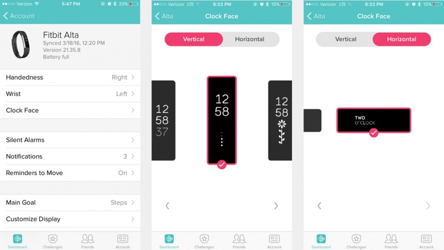 Fitbit Alta tips and tricks